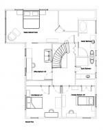 Space Planning Design Drawing