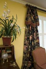 Window Treatments and Drapes Indoor