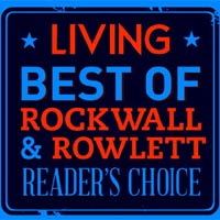 best of rockwall banner